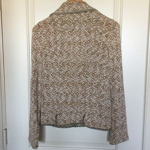 Anthropologie Jackets & Coats - Anthropologie brand Saturday Sunday blazer in EUC